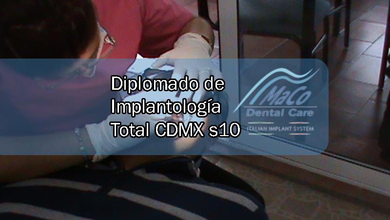 diplomado de implantologia s10