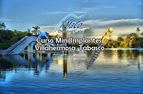 Curso Mini Implantes Villa Hermosa