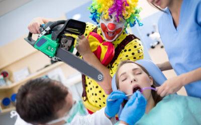 10 cosas tontas que hacen los dentistas inteligentes.